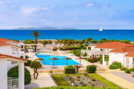 Aqua Bleu Resort Samos